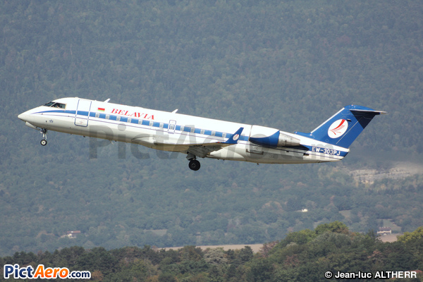 Bombardier CRJ-200LR (Belavia Belarusian Airlines)
