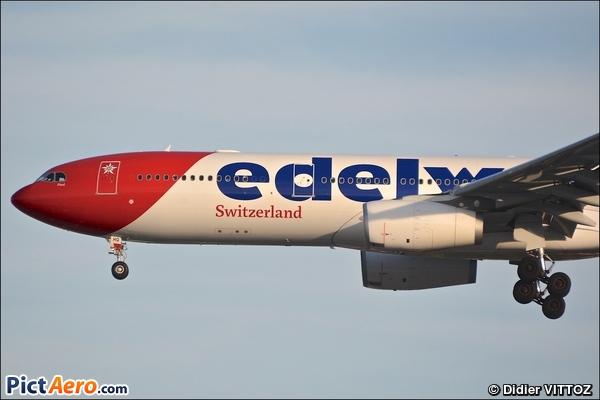 Airbus A330-343X (Edelweiss Air)