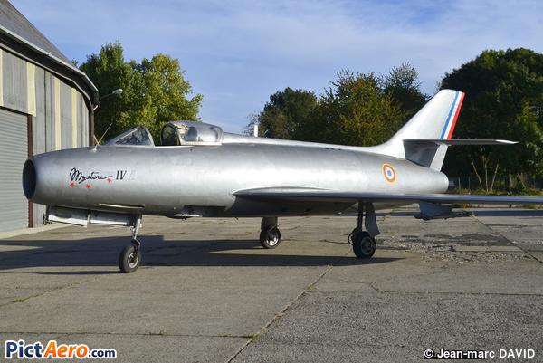 Dassault Mystère IV-A (Inconnu)