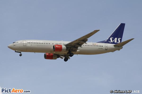 Boeing 737-883 (Scandinavian Airlines (SAS))