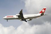 Airbus A340-313X (HB-JMB)