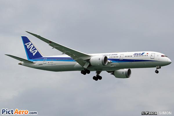 Boeing 787-9 Dreamliner (ANA All Nippon Airways)