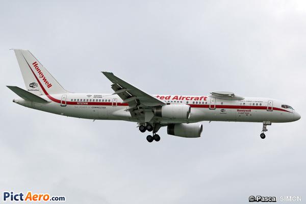 Boeing 757-225 (Honeywell Flight Test)