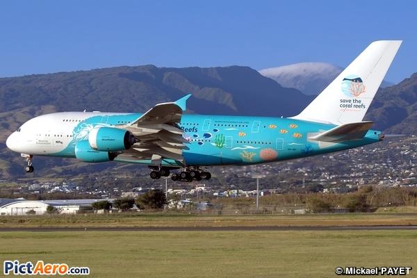 Airbus A380-841 (Hifly Malta)