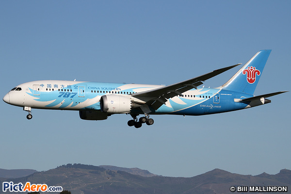Boeing 787-8 Dreamliner (China Southern Airlines)