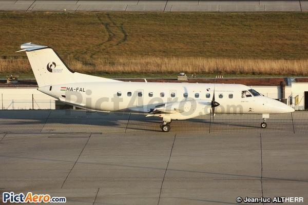 Embraer EMB 120QC Brasilia (Budapest Aircraft Services / Man x2)
