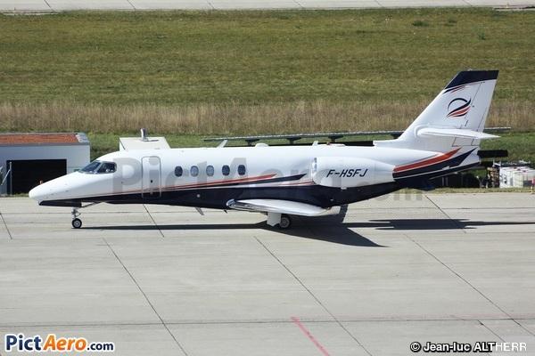 Cessna 680A Citation Latitude (SFJ Aviation)