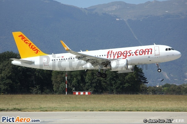 Airbus A320-251N (Pegasus Airlines)