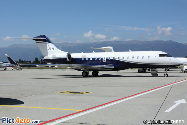 Bombardier BD-700-1A10 Global 6000 (Avcon Jet AG)