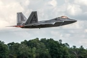 Lockheed Martin F-22A Raptor (TY AF05084)