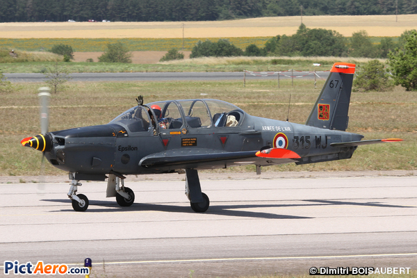 Socata TB-30 Epsilon (France - Air Force)