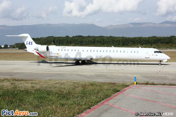 CRJ-1000 NextGen (Air Nostrum)