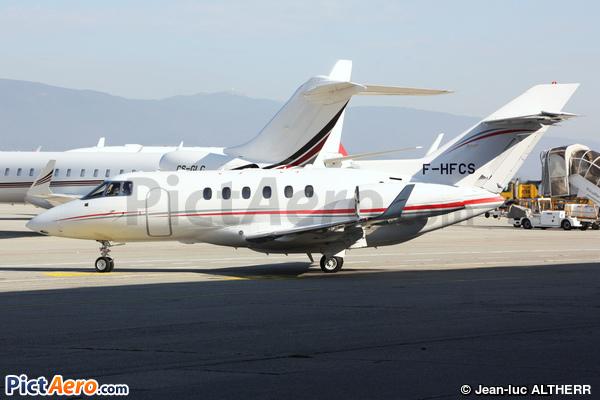 Hawker Beechcraft 900XP (Private)