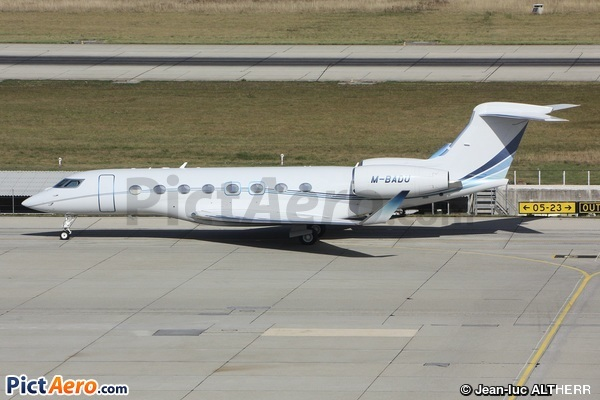 Gulfstream G650 (Private)