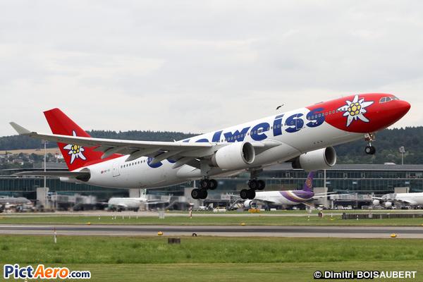 Airbus A330-223 (Edelweiss Air)