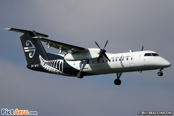 De Havilland Canada DHC-8-315Q Dash 8 (Air New Zealand Link (Air Nelson))