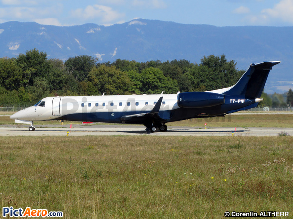 Embraer ERJ-135BJ Legacy 600 (Private)