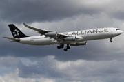 Airbus A340-313X (D-AIGW)
