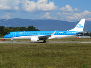 Embraer ERJ-190-100STD 190STD  (PH-EXV)