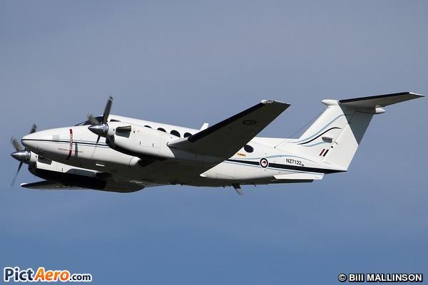 Beech B200 King Air (New Zealand - Royal New Zealand Air Force (RNZAF))