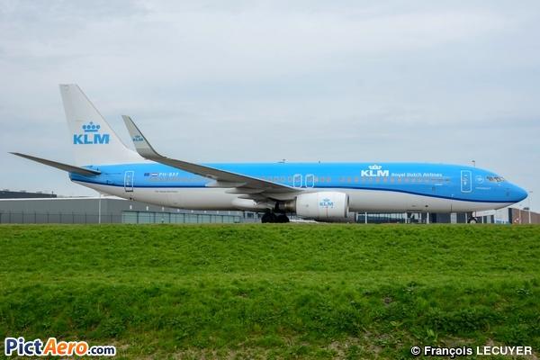 Boeing 737-8K2/WL (KLM Royal Dutch Airlines)