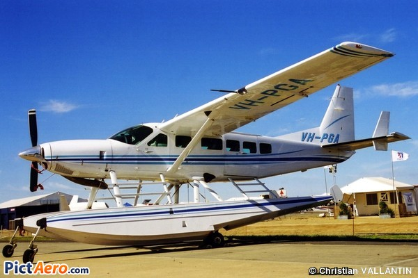 Cessna 208 Caravan I (West Coast Air Services)
