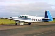 Mooney M-20J (G-BKMB)