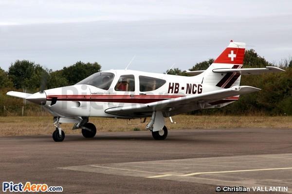 Rockwell Commander 112TC-A (Fribair AG)