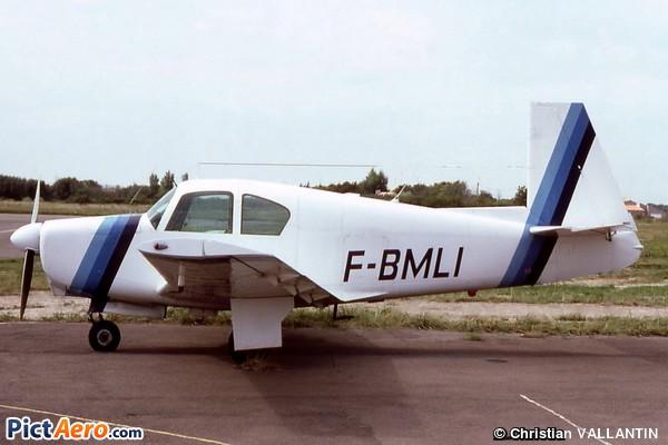 Mooney M-20C Mark 21 (SA Société Nouvelle Air Toulouse International / ATI)