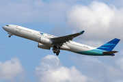 Airbus A330-341 (PK-GPG)