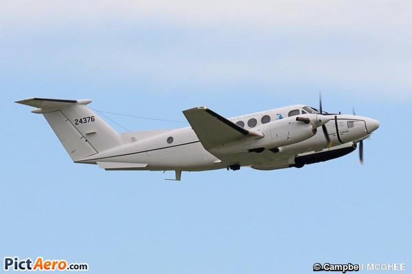 Beech King Air C-12U (United States - Air National Guard)