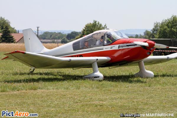 Jodel DR-221 Dauphin (Aéroclub du Bassin Minier - Montceau les Mines)