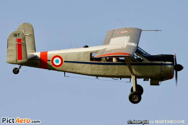 Max Holste MH-1521M Broussard (Nostalgic Aéro)