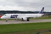 Embraer ERJ-195LR (ERJ-190-200LR) (SP-LNI)