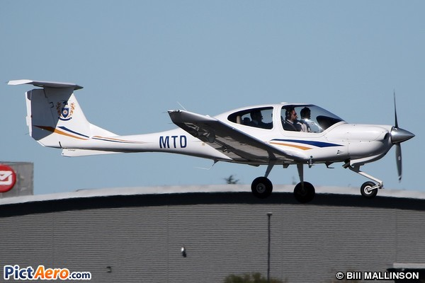 Diamond DA-40 Diamond Star (Massey University School of Aviation)