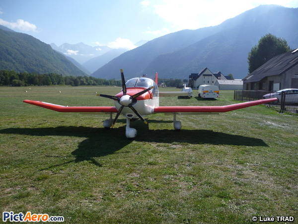 Robin DR-400-180 R (AEROCLUB DE LUCHON)