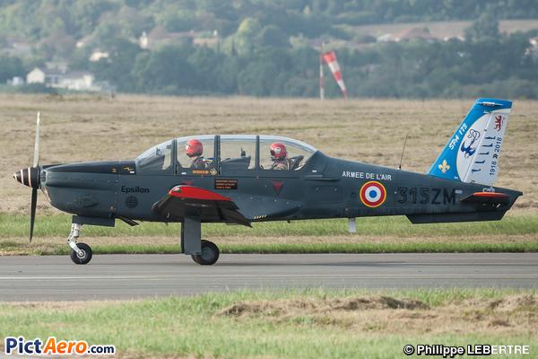 Socata TB-30 Epsilon (France - Army)