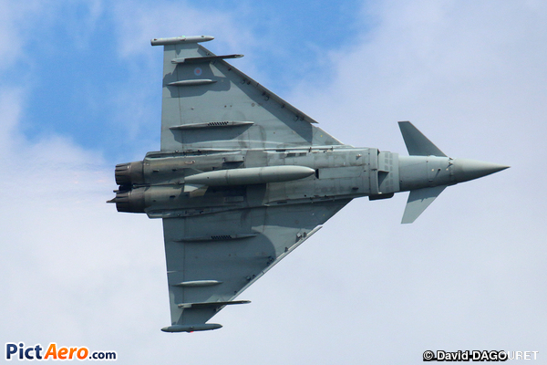 Eurofighter EF-2000 Typhoon FGR4 (United Kingdom - Royal Air Force (RAF))