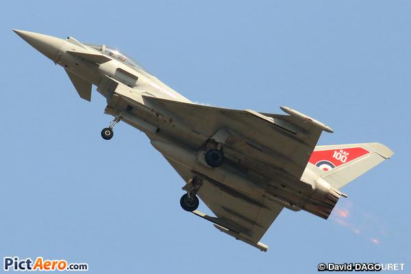Eurofighter EF-2000 Typhoon FGR4 (United Kingdom - Royal Air Force (RAF))