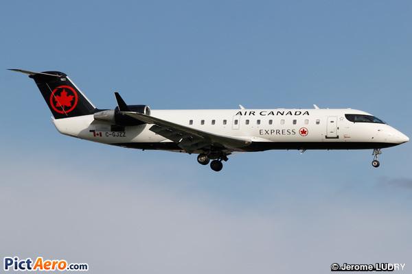 Bombardier CRJ-200ER (Air Canada Express)