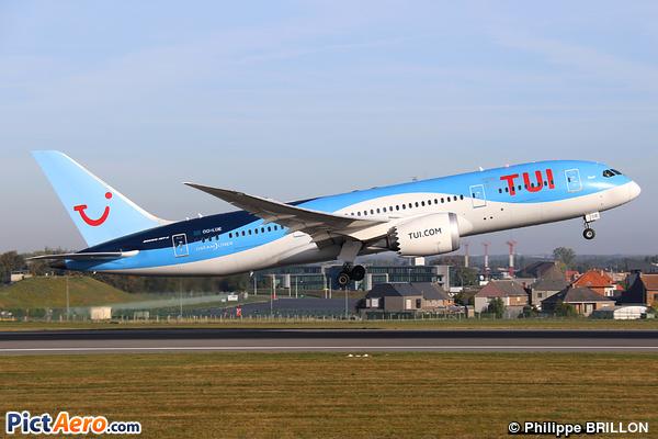 Boeing 787-8 (TUI Airlines Belgium)