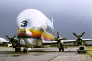 Aero Spacelines 377SGT Super Guppy Turbine (F-GDSG)