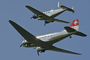 Douglas DC-3C (N431MH)