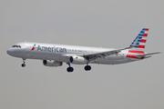 Airbus A321-231/SL (N112AN)