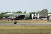 Douglas C-47A Dakota C.3 (ZA947)