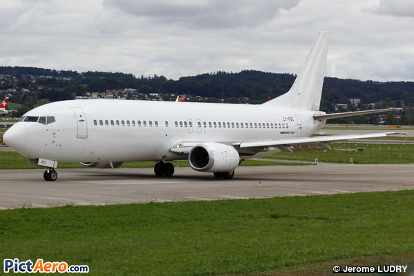 Boeing 737-4S3 (Getjet Airlines)