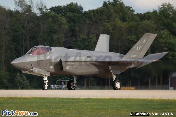 F-35A (United States - US Air Force (USAF))