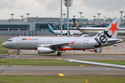 Airbus A320-232 (9V-JSF)