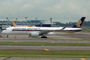 Airbus A350-941 (9V-SMC)