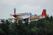 North American P-51C Mustang (NL 61429)